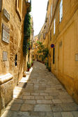 Streets of Malta — Stock Photo