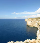 Dingli cliffs — Stock Photo