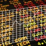 Stock Market board — Stock Photo #37391779