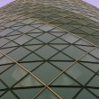 Stock Photo: Gherkin building (30 St Mary Axe)