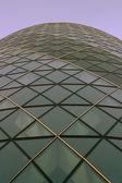 здание огурчик (30 st mary axe) — Стоковое фото