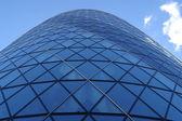 Gherkin building (30 St Mary Axe) — Stock Photo