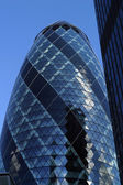 Gherkin building (30 St Mary Axe) — Stock fotografie