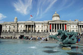 Trafalgar Square — Stock Photo
