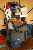 Travel Books — Stock Photo