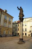 Marii Magdaleny statue — Stock Photo