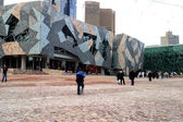 Federation Square Melbourne — Stock Photo