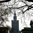 The Palace of Culture and Science — Stock Photo #37410685