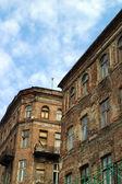 варшава архитектура — Стоковое фото