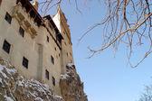 Schloss bran — Stockfoto