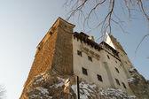 Slottet bran — Stockfoto
