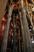 The La Sagrada Familia — Stockfoto