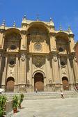 Chapel in Granada — Stock Photo