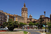 Streets of Valencia — Stock Photo