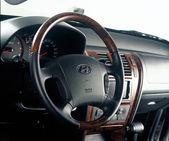 Hyundai terracan — Stock Photo
