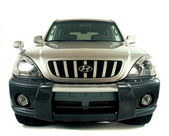 Hyundai terracan — Stock Photo