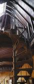 螺旋楼梯 — 图库照片