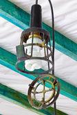Fluorescent bulb — Stock Photo
