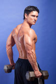 Handsome bodybuilder — Stockfoto