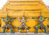 Guardians in Wat Phra Keaw — Stock Photo