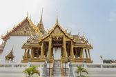 The art in Wat Phra Kaew — Stock Photo