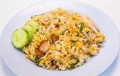 Fried rice — Stock Photo