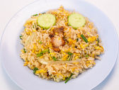 Fried rice — Foto de Stock