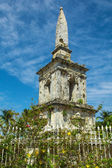 Magellan monument at Philippines islands — Stock Photo