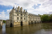 The Chateau at Chenonceau, France — 图库照片