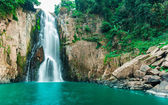 Haew Narok (chasm of hell) waterfall, Kao Yai national park, Tha — Stock Photo
