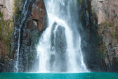 Haew Narok (chasm of hell) waterfall, Kao Yai national park, Thailand — Stock Photo