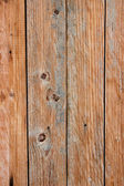 Brown wood plank wall texture background — Stock fotografie
