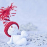 Snowman — Stock Photo #39577679