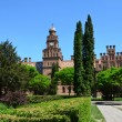 Yuriy Fedkovych Chernivtsi National University — Stock Photo #39577933