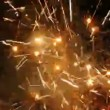 Large firework sparks — Stock Video #39632775
