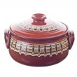 Traditional Romanian ceramic pot — Stock Photo #48090619