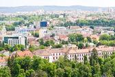 Romanian city Cluj-Napoca in Transylvania — Stock Photo