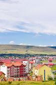 New neighborhood in Floresti, Cluj — Stock Photo
