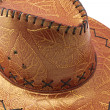Stock Photo: Cowgirl hat