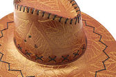 Cowgirl hat — Stock Photo