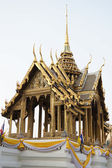 Aporn Pimok Hall in The Grand Palace Bangkok Thailand — Stock fotografie