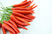 Red Peppers — Stockfoto