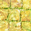 Stock Photo: Cha-om khai or acaciomelette texture