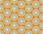Chrysanthemum Pattern — Stock Vector