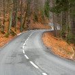 Stock Photo: Twisting road