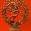 Indian Lord of the Dance — Stock Photo