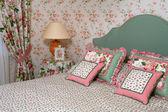 Interno di una camera da letto — Foto Stock