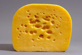 Cut of cheese — Stock Photo