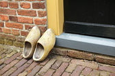 Traditional Netherlands Clogs — Stock Photo