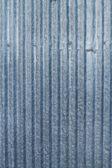 Galvanized iron plate — Stock Photo